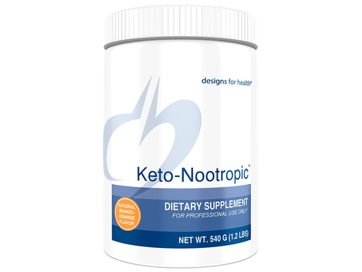 Keto-Nootropic™ Exogenous Ketones Powder (540g)