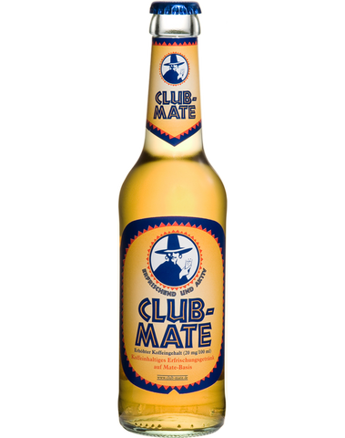 CLUB-MATE · The Standard · 330ml