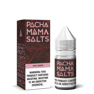 Apple Tobacco Salts
