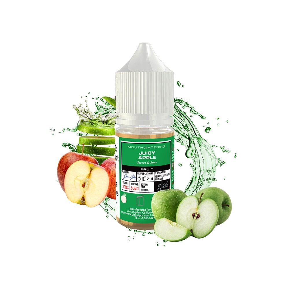 Juicy Apple Salts