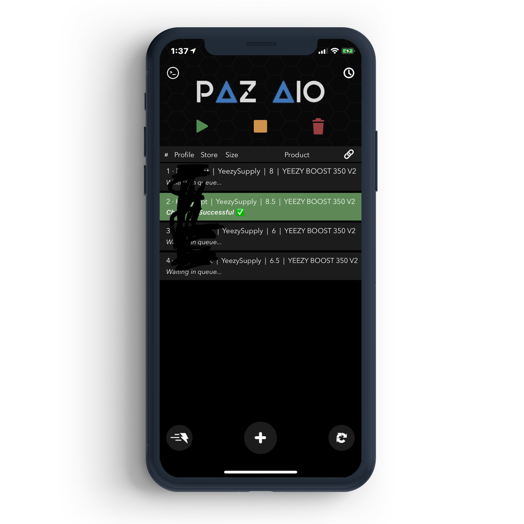 PazAIO for iOS