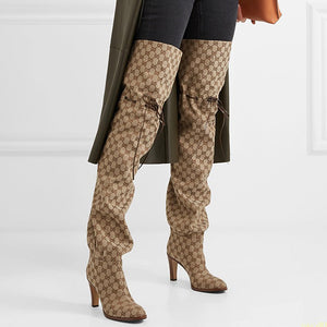 The Frenze - A Classic British Tall Tale Boots