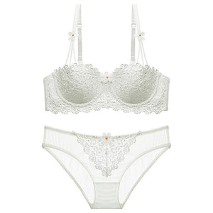 The Frenze- A Royal Jewel Bra & Panty Set