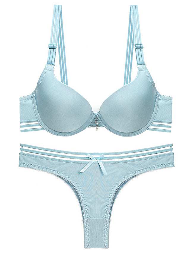 The Frenze- The Comfort In Bra & Panty Set