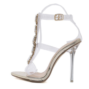 The Frenze - A Roman Party Stiletto Heels