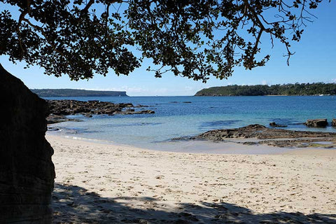 Balmoral Beach Sydney most beautiful beach in the world Kriket Broadhurst jewellery photoshoot