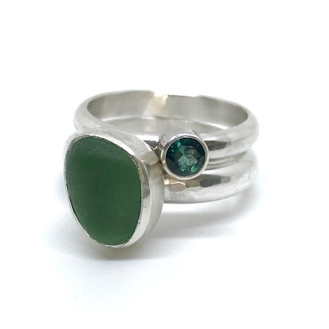 kriket broadhurst seaglass rings