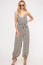 Load image into Gallery viewer, Cheetah Spot Jumpsuit