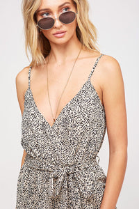 Cheetah Spot Jumpsuit