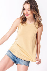 Mango Cotton Tank