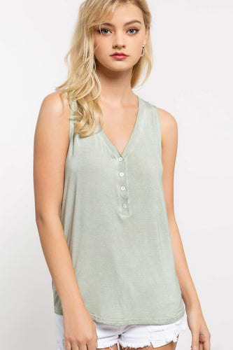 Burnout Basic Tanks (3 Colors)