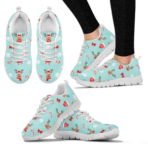Reindeer Women's Sneakers