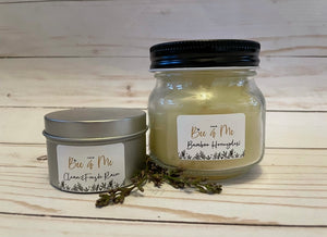 Create Your Own Scent Candles