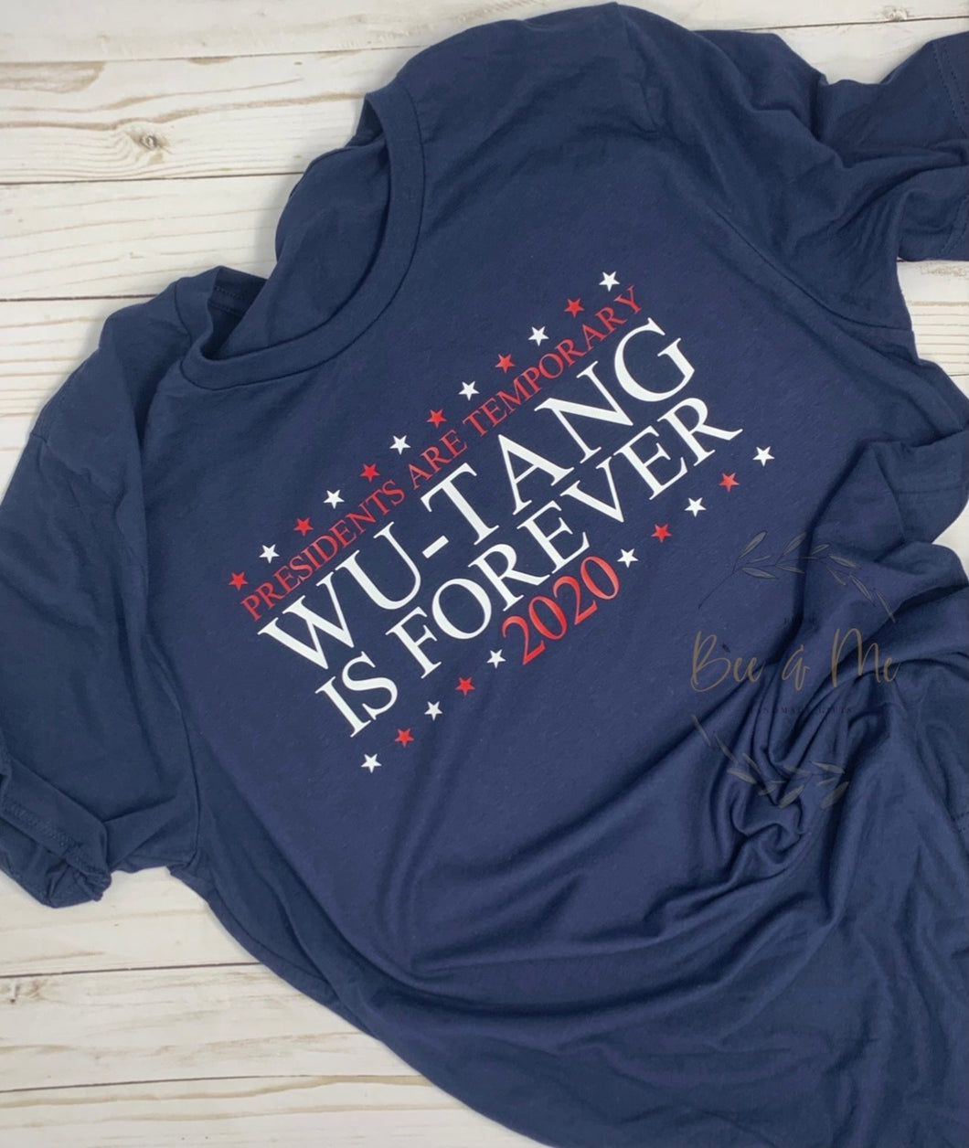 Wu-Tang is Forever Political T-Shirt