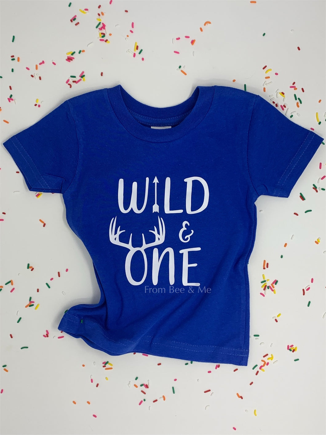Wild One Toddler T-Shirt