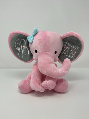Birth Stat Elephant