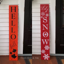 Load image into Gallery viewer, Double Sided Porch Sign