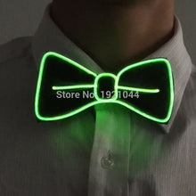 Load image into Gallery viewer, Light Up LED BowTie