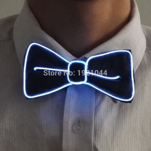 Light Up LED BowTie