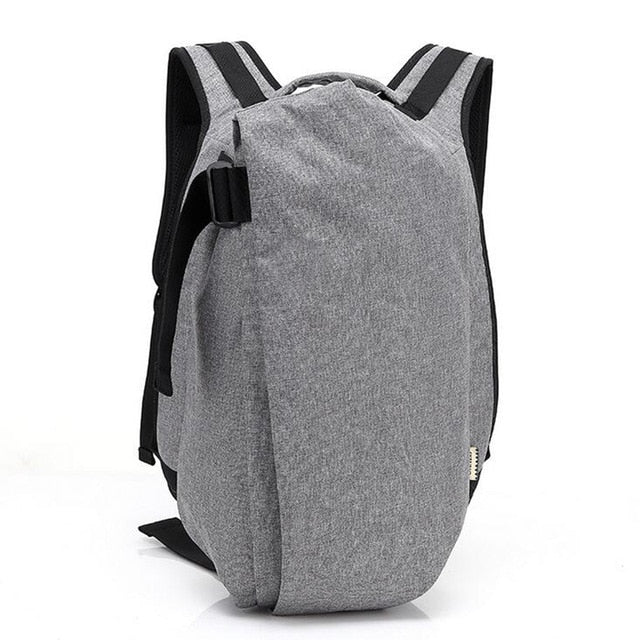 Fashion Men Backpack Anti-theft Rucksack School Bag