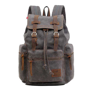 AUGUR Vintage Canvas Bag