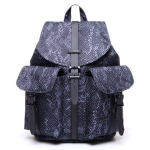 Bodachel denim backpack