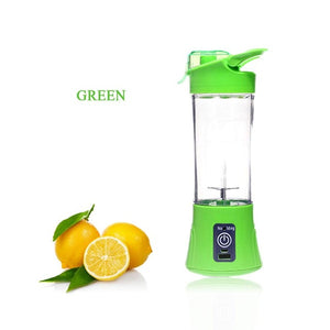 Rechargeable juicer multi-function electric juice cup