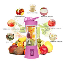 Load image into Gallery viewer, Rechargeable juicer multi-function electric juice cup
