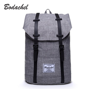Dual Strap Heather Gray Oxford by Bodachel