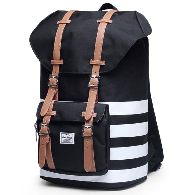 Bodachel Brown Strap Backpack