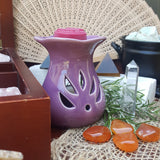 Mini Wax Warmer - Solid Colour