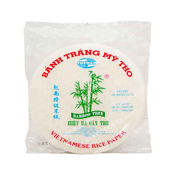 Bamboo Tree Rice Paper