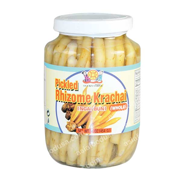 LC Pickled Rhizome Krachai (whole)