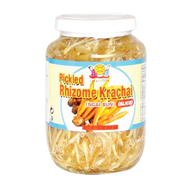 LC Pickled Rhizome Krachai (strip)