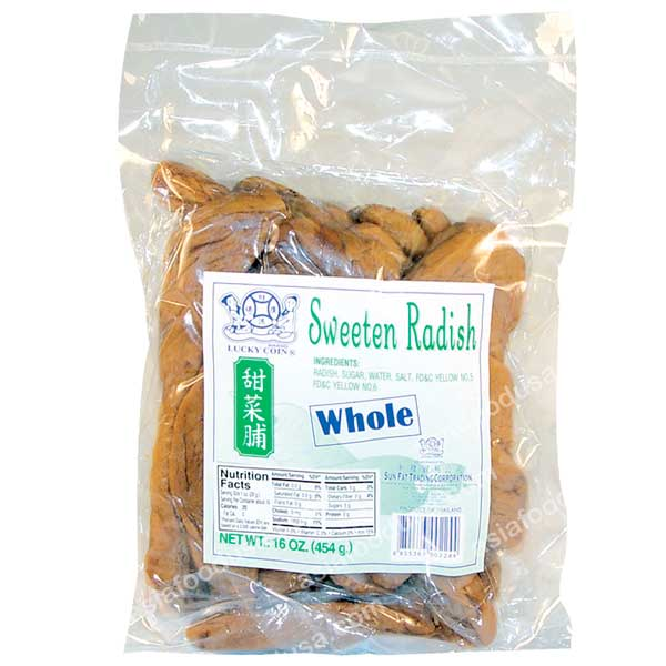 LC Sweeten Radish (Whole)
