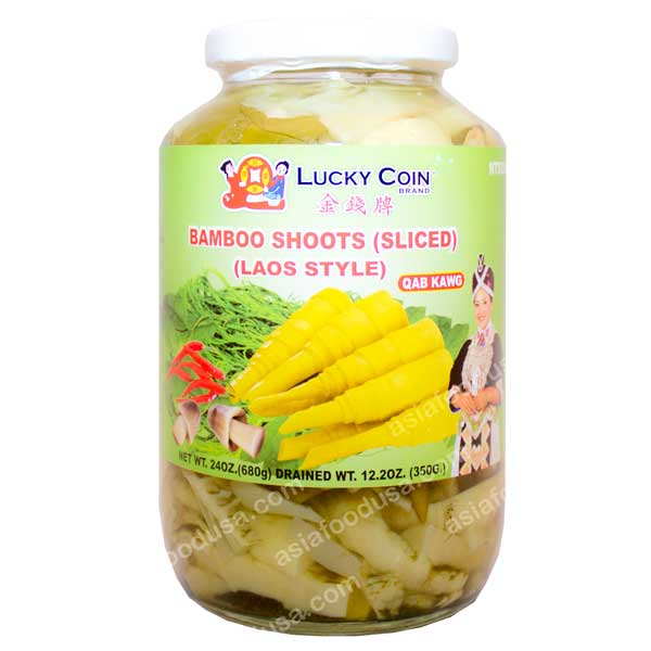 LC Bamboo Shoots (Laos Style)