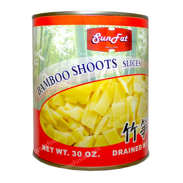 SF (China) Bamboo Shoot Slice