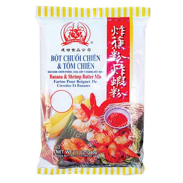 2V Banana Shrimp Batter Mix (Chuoi Tom Chien)