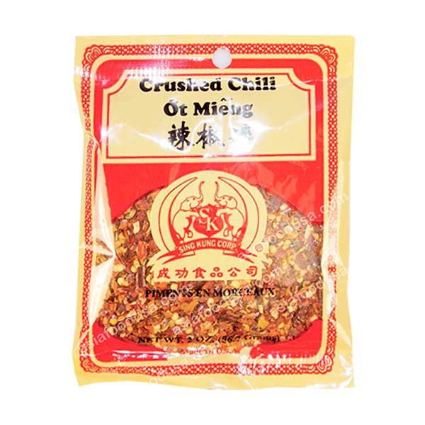 2V Crushed Chili (Ot Mieng)