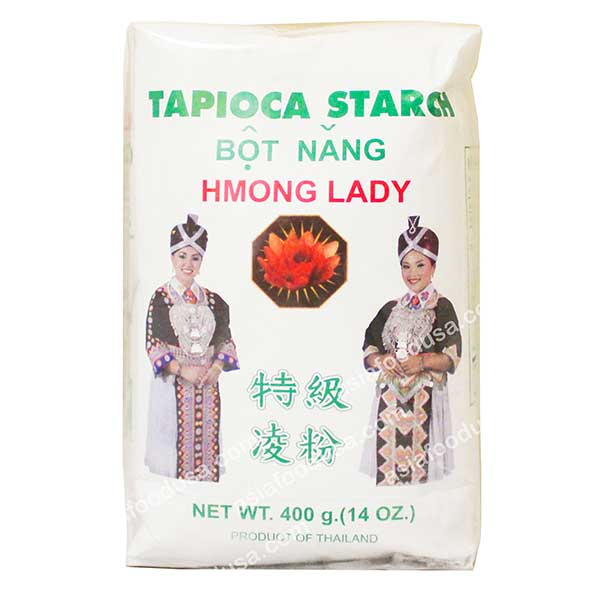 Hmong Lady Tapioca Starch
