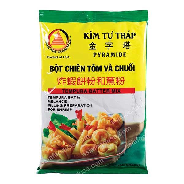 KTT Tempura Batter Mix (Chien Tom & Chuoi)