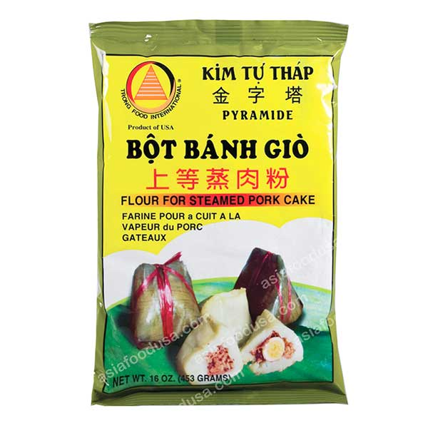 KTT Flour for Steamed Pork Cake (Banh Gio)