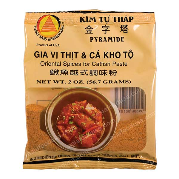 KTT Oriental Spices for Catfish (Kho To)