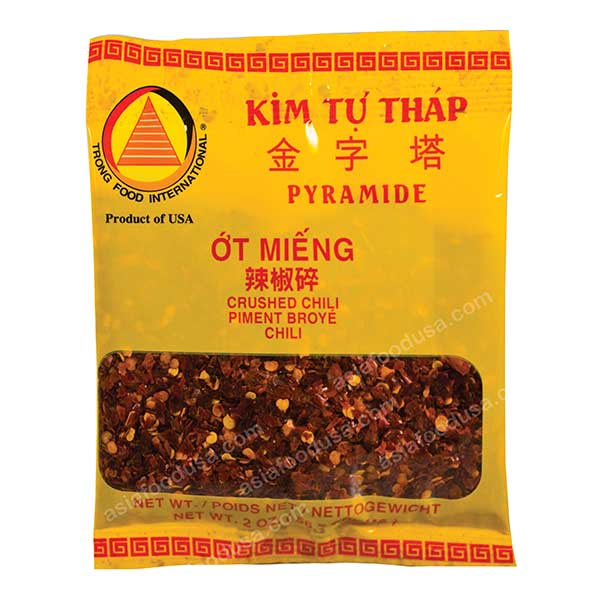KTT Crushed Chili (Ot Mieng)