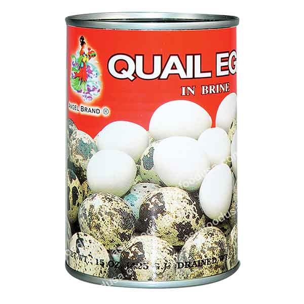 Angel Quail Eggs in Brine