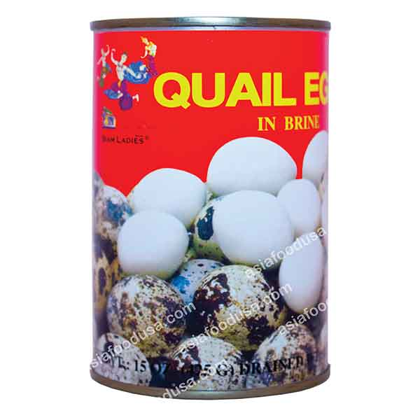 Siam Ladies Quail Egg in Brine