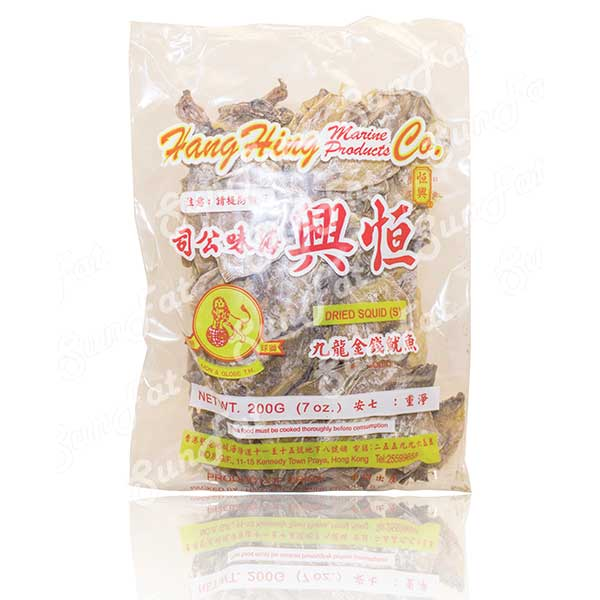 Hang Hing Dried Squid