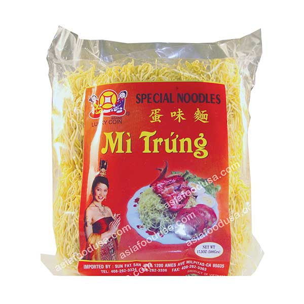LC Dried Egg Noodle (Mi Trung)