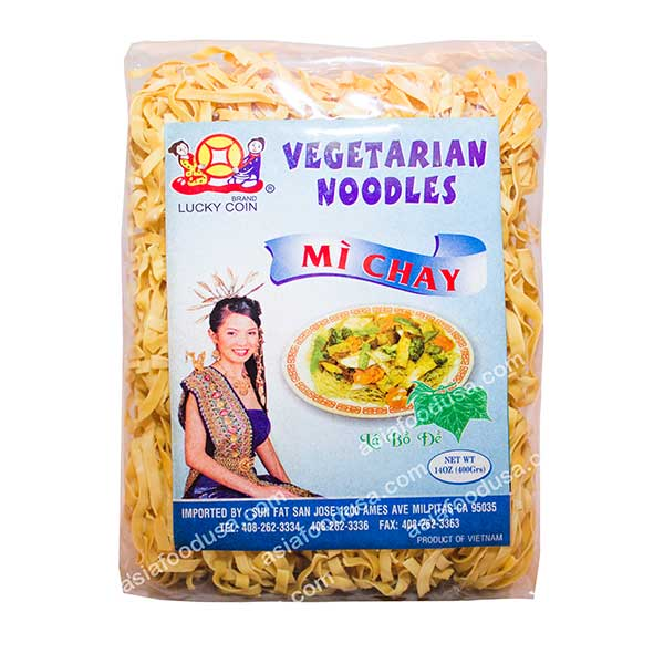 LC Dried Vegetable Thick Noodle (Mi Chay)
