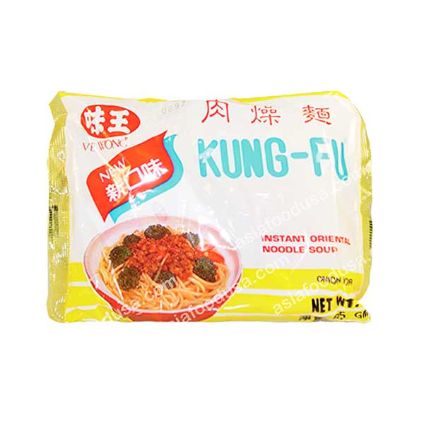 Kung Fu Onion Noodle